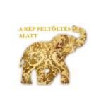 ADIDAS PERFORMANCE férfi rövid ujjú t shirt, kék base 3s tee, AJ5748