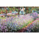 Monet: A kert - Szemüvegtok tisztítókendővel - von Lilienfeld
