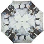 Esernyő /UV szűrős napernyő - von Lilienfeld Caillebotte: Párizsi utca, esős nap - automata