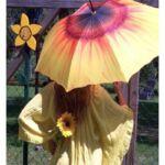 Esernyő /UV szűrős napernyő - von Lilienfeld Napraforgó - automata