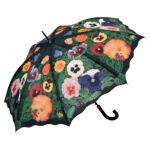 Árvácskák - UV szűrős - automata hosszúnyelű esernyő / napernyő - von Lilienfeld