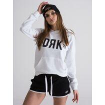 Dorko Női Belebújós pulóver, Fehér RITA HOODIE WOMEN, DT2109W____0100