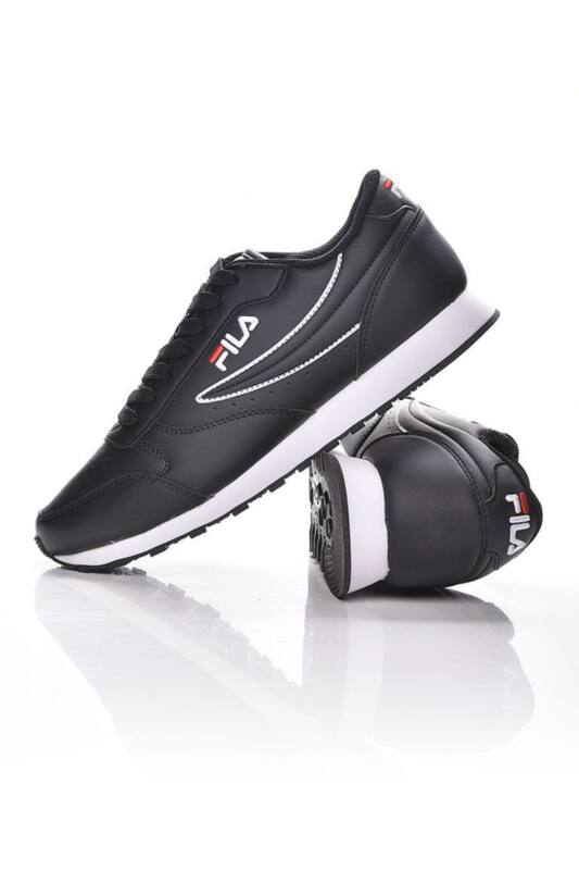 Fila Férfi Utcai cipő, fekete ORBIT LOW, 1010263____025Y