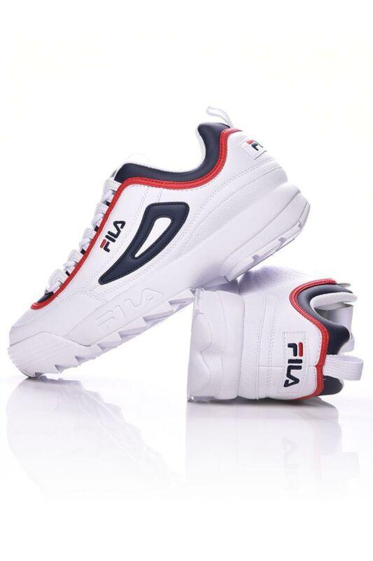 Fila Férfi Utcai cipő, fehér DISRUPTOR CB LOW, 1010575____001M