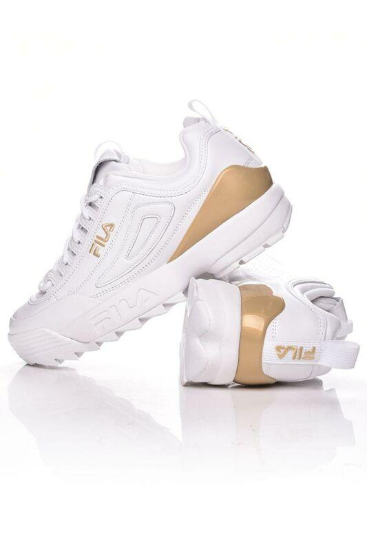 Fila Női Utcai cipő, fehér DISRUPTOR PREMIUM WMN, 1010862____01FG