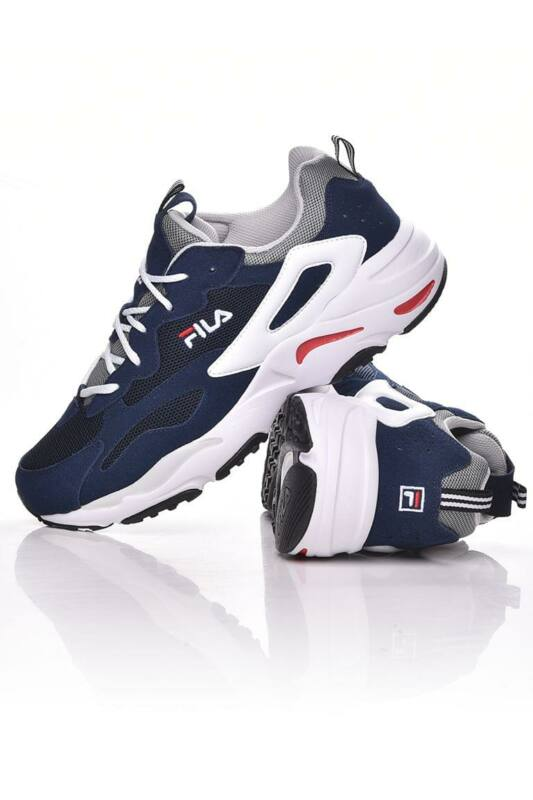 Fila Férfi Utcai cipő, fehér RAY TRACER, 1010924____021N
