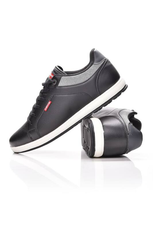 Levis Férfi Utcai cipő, fekete DECLAN 2.0, 231205794__0059