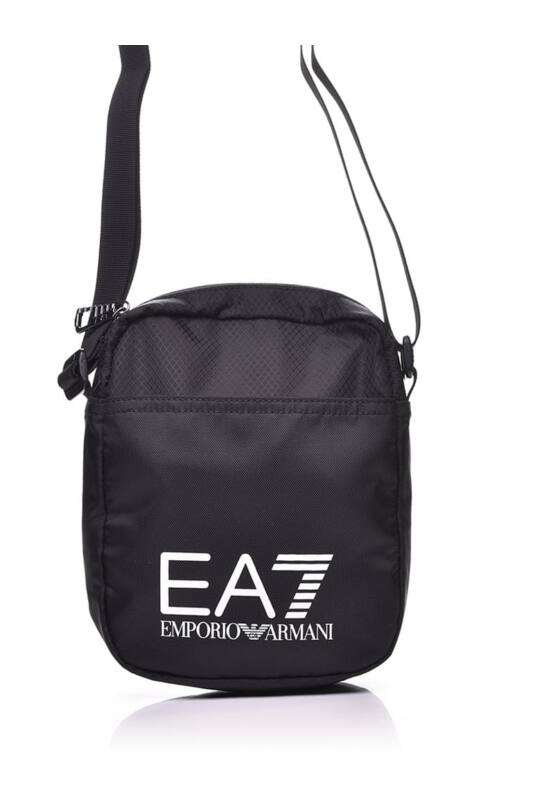 Emporio Armani Unisex Oldaltáska, Fekete MANS BAG, 275658CC7310020