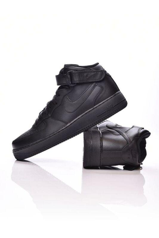 Nike Férfi Utcai cipő, fekete Air Force 1 Mid 07, 315123_____0001