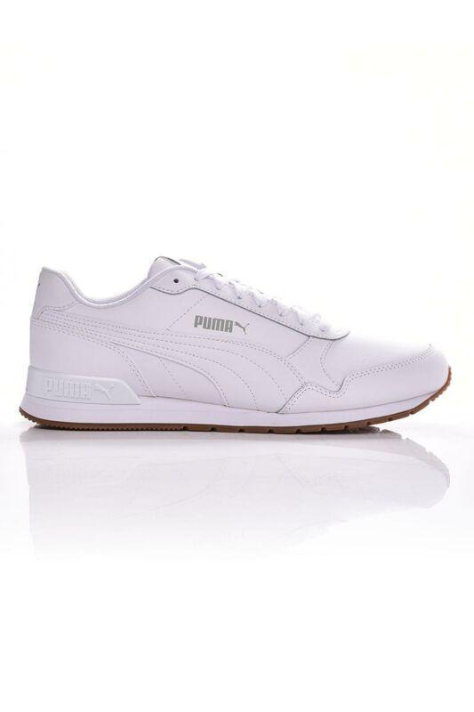 Puma Férfi Utcai cipő, Fehér ST Runner v2 Full L, 365277_____0009