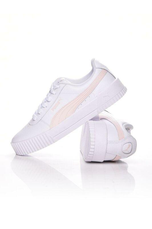 Puma Női Utcai cipő, Fehér Carina, 370325_____0010