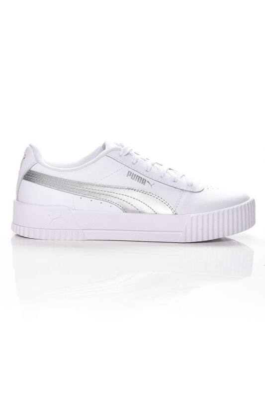 Puma Női Utcai cipő, Fehér Carina, 370325_____0018