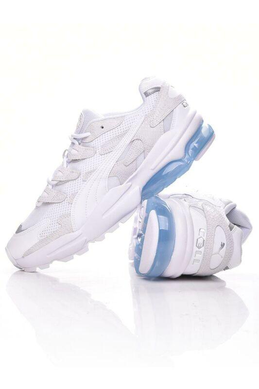 Puma Férfi Utcai cipő, fehér Cell Alien Animal Kingdom, 372018_____0001