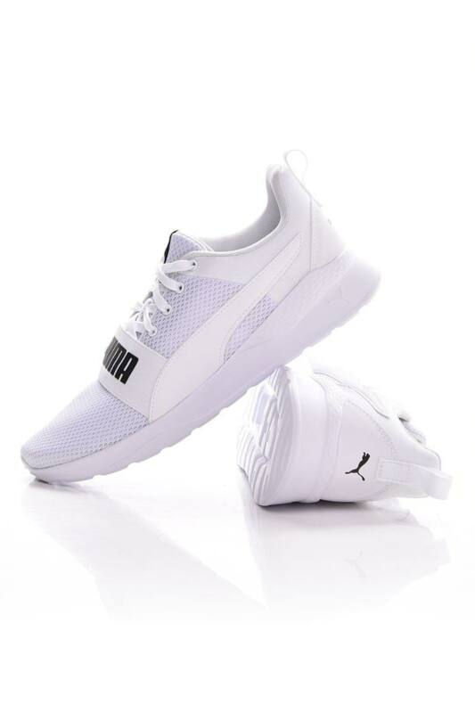 Puma Férfi Utcai cipő, Fehér Anzarun Lite Bold, 372362_____0002