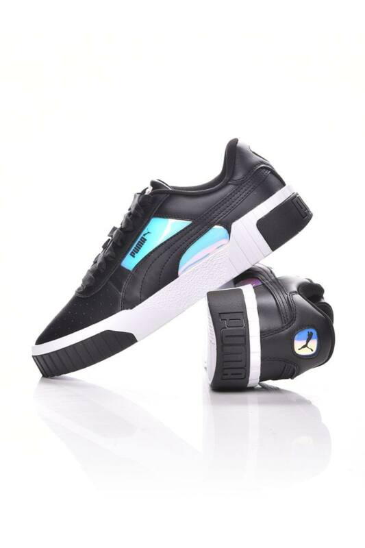 Puma Női Utcai cipő, fekete Cali Glow, 372563_____0002