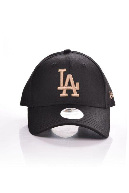 New Era Női Baseball sapka, Fekete WMNS COLOUR ESS 9FORTY LA DODGERS, 60081153
