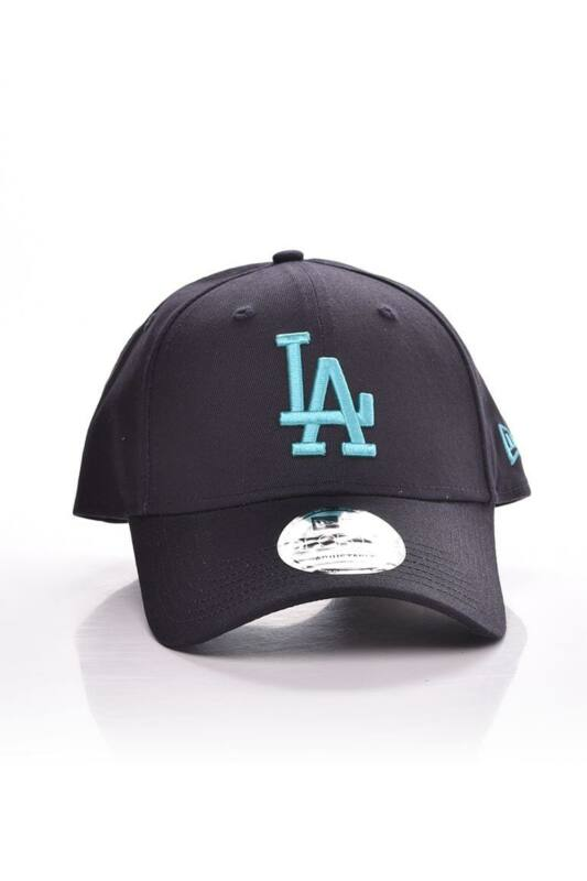 New Era Unisex Baseball sapka, Kék LEAGUE ESSENTIAL 9FORTY LA DODGERS, 60112611