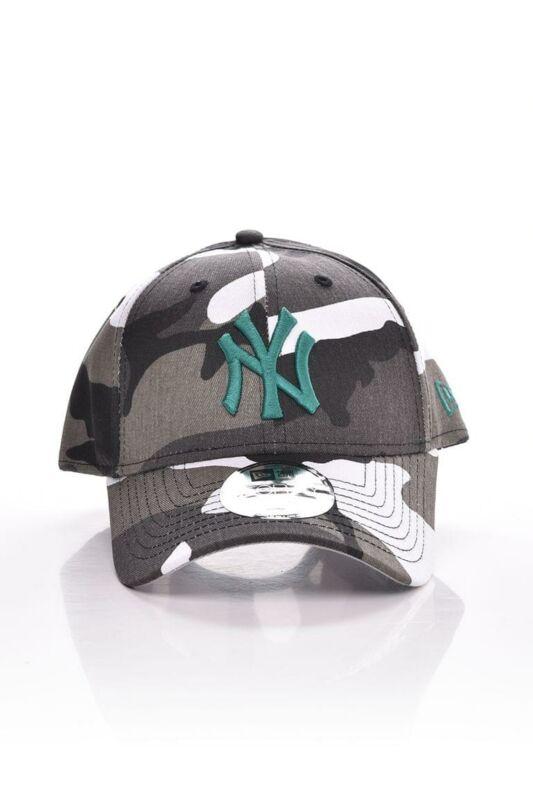 New Era Unisex Baseball sapka, Többszínű ALL OVER CAMO 9FORTY NEW YORK YANKEES, 60112615