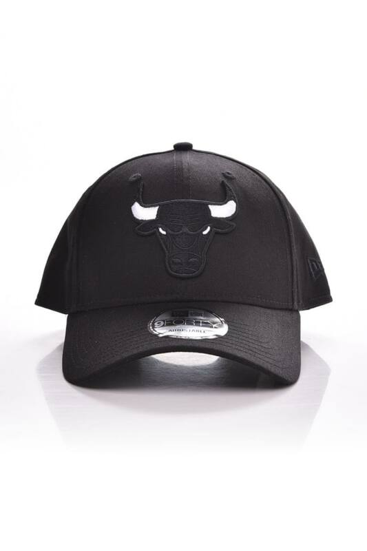 New Era Unisex Baseball sapka, Fekete BLACK BASE 9FORTY SNAPBACK CHICAGO BULLS, 60112639