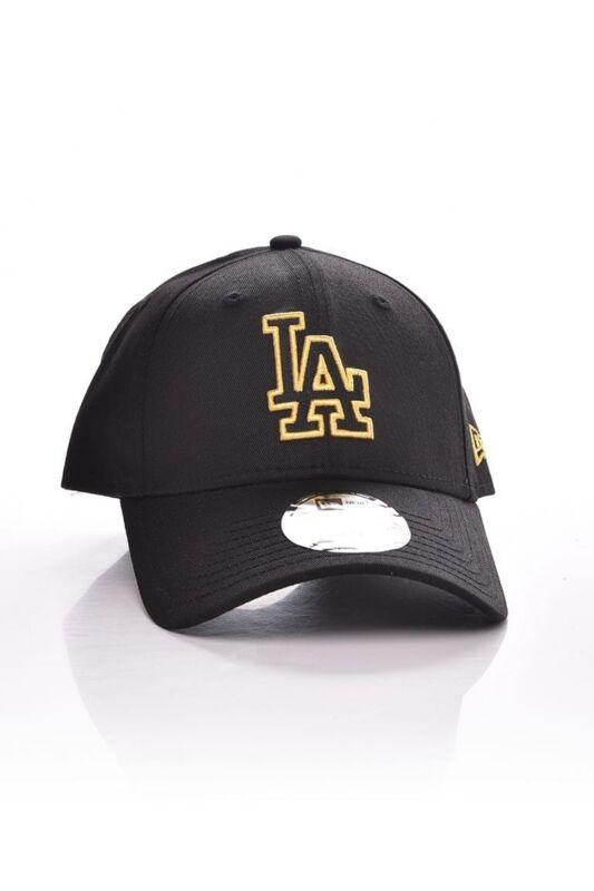New Era Női Baseball sapka, Fekete METALLIC LOGO 9FORTY LA DODGERS, 60112672