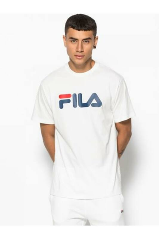Fila Unisex Rövid ujjú T Shirt, Fehér UNISEX CLASSIC PURE ss tee, 681093_____0M67