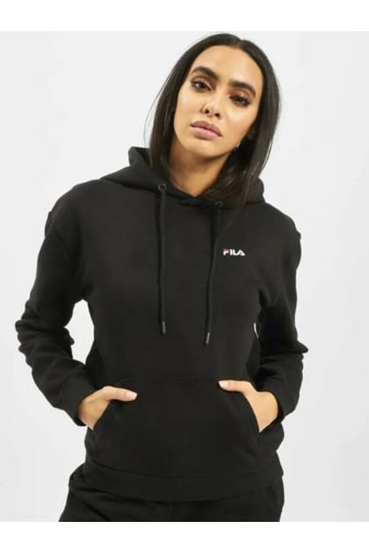Fila Női Belebújós pulóver, Fekete EBBA, 688052_____0002