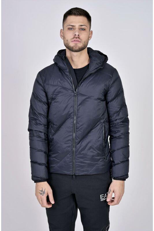 Emporio Armani Férfi Utcai kabát, Fekete DOWN JACKET, 6GPB53PNR4Z1200
