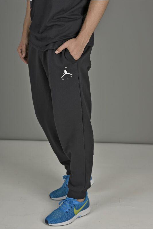 Nike Férfi Jogging alsó, Fekete JUMPMAN FLEECE PANT, 940172_____0010