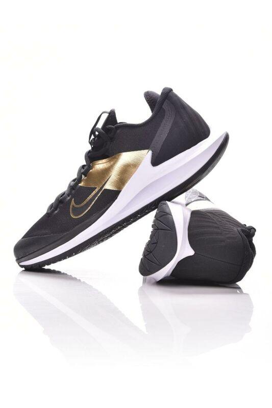 Nike Férfi Tenisz cipő, fekete NIKECOURT AIR ZOOM ZERO HC, AA8018_____0005