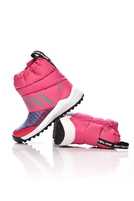 Adidas PERFORMANCE Kisgyerek lány Bakancs, Rózsaszín RapidaSnow BTW C, AH2605