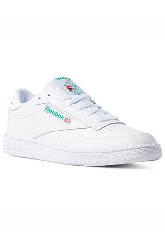 Reebok Női Utcai cipő, Fehér CLUB C 85, AR0456