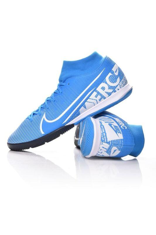 Nike Férfi Foci cipő, világoskék SUPERFLY 7 ACADEMY IC, AT7975_____0414