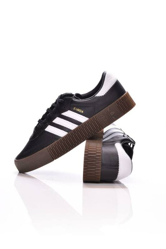 Adidas ORIGINALS Női Utcai cipő, fekete SAMBAROSE W, B28156