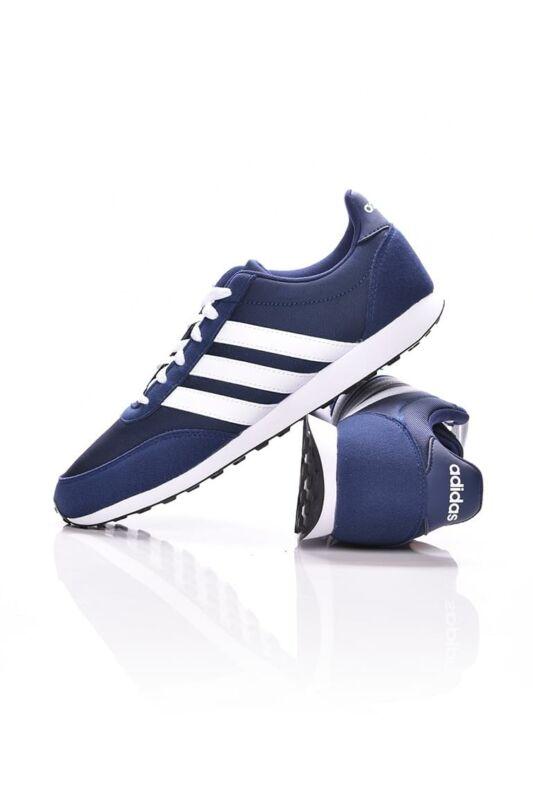 Adidas NEO Férfi Utcai cipő, kék V RACER 2.0, B75795