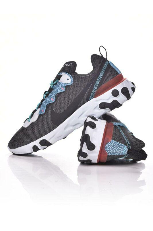 Nike Férfi Utcai cipő, fekete REACT ELEMENT 55 SE, CD2153_____0001