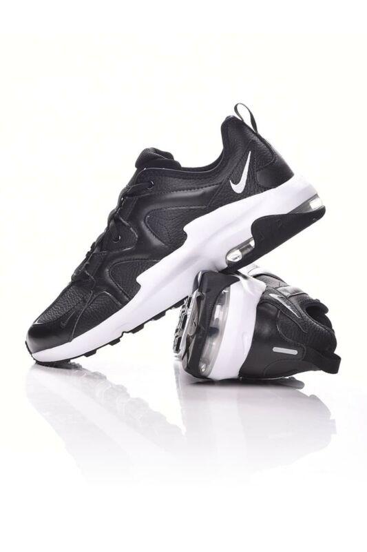 Nike Férfi Utcai cipő, fekete AIR MAX GRAVITON LEA, CD4151_____0002