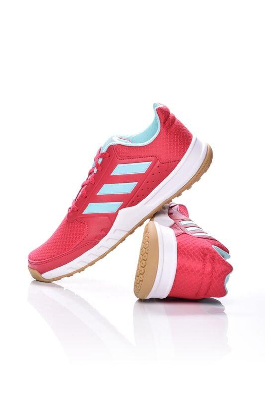 Adidas PERFORMANCE Kamasz lány Futó cipő, Piros FortaGym K, CG2681