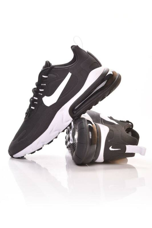 Nike Unisex Utcai cipő, Fekete AIR MAX 270 REACT, CI3899_____0002