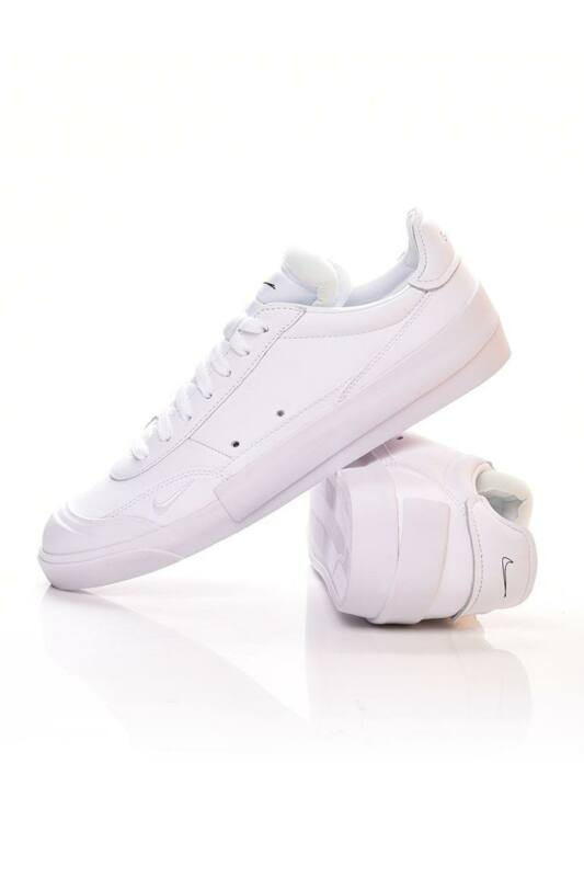 Nike Férfi Utcai cipő, fehér DROP-TYPE PRM, CN6916_____0100