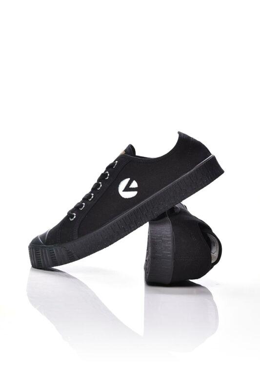 Dorko Férfi Torna cipő, Fekete 81 RETRO CANVAS, D17800_____0001
