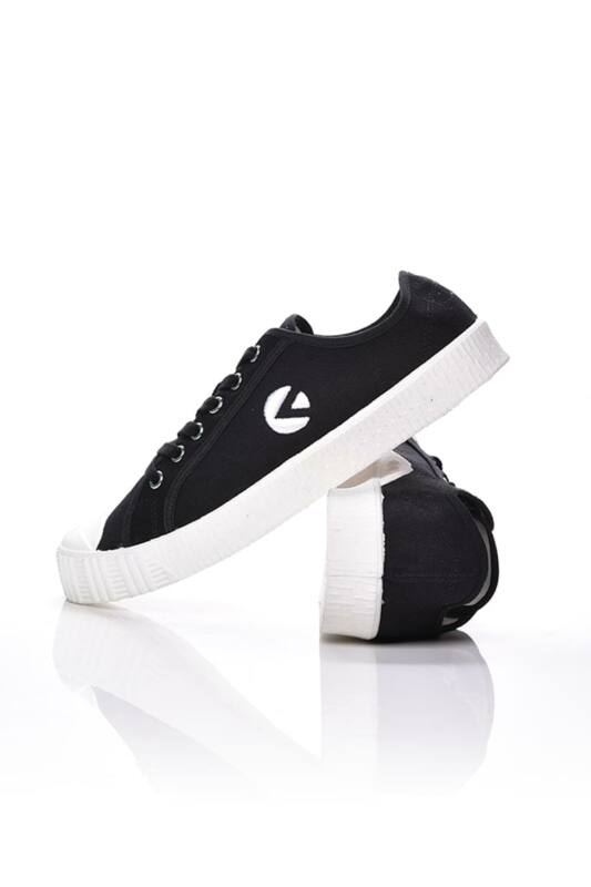 Dorko Férfi Torna cipő, Fekete 81 RETRO CANVAS, D17800_____0002