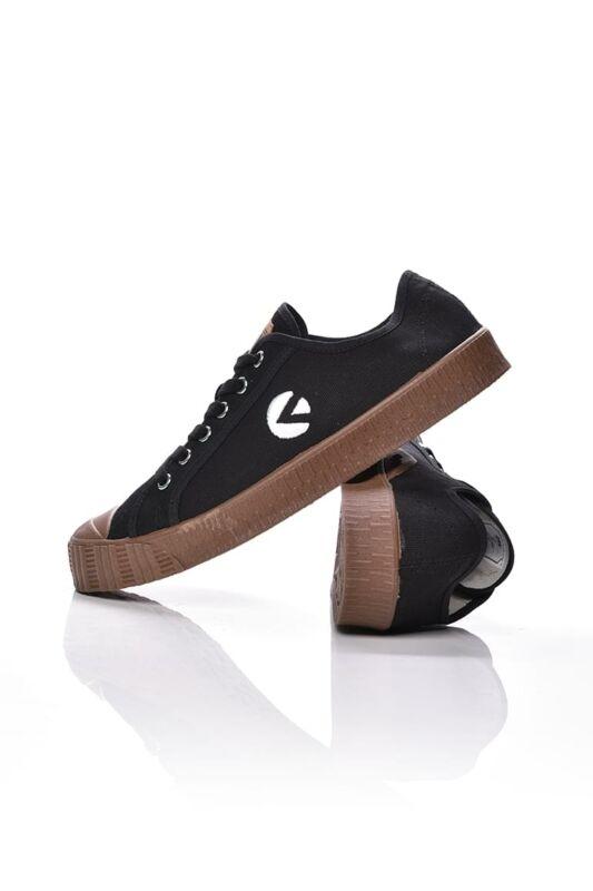 Dorko Férfi Torna cipő, Fekete 81 RETRO CANVAS, D17800_____0003