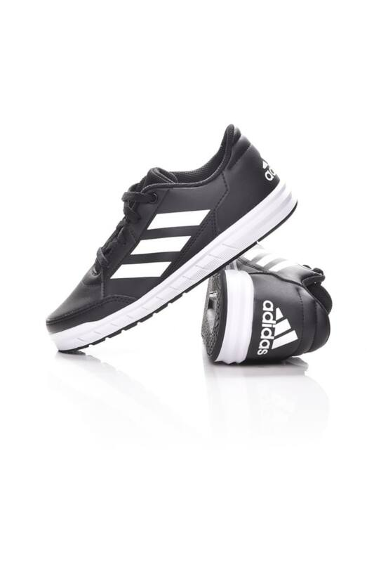 Adidas PERFORMANCE Kamasz fiú Utcai cipő, Fekete AltaSport K, D96871