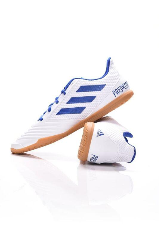 Adidas PERFORMANCE Férfi Foci cipő, fehér PREDATOR 19.4 IN SALA, D97974
