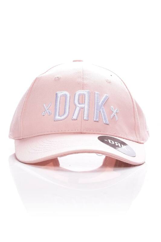 Dorko Unisex Baseball sapka, Rózsaszín BENETT, DA1903_____0800