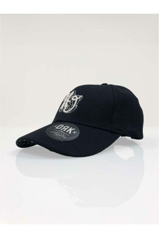 Dorko Unisex Baseball sapka, Fekete HOLLÓSI JÁZMIN BASEBALL CAP UNISEX, DA19HJB____0001