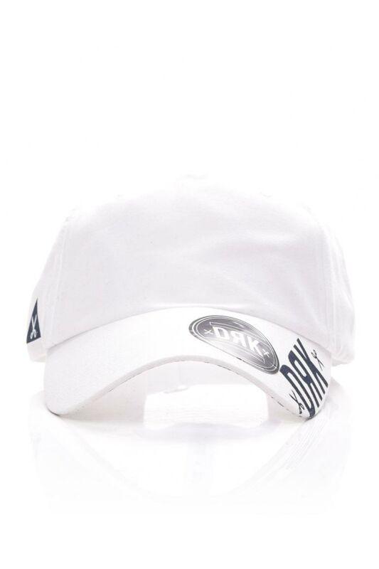 Dorko Unisex Baseball sapka, Fehér SOFT ADJUSTABLE BASEBALL CAP, DA2012_____0100