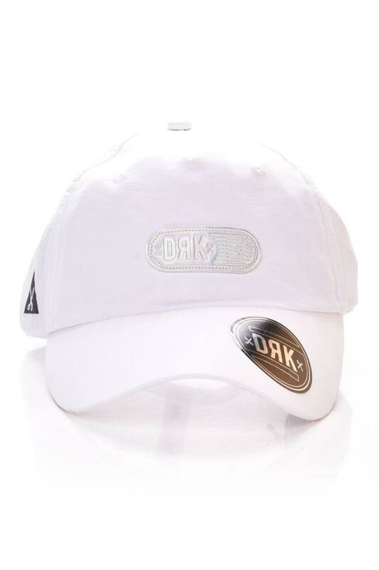 Dorko Unisex Baseball sapka, Fehér SOFT ADJUSTABLE BASEBALL CAP, DA2013_____0100