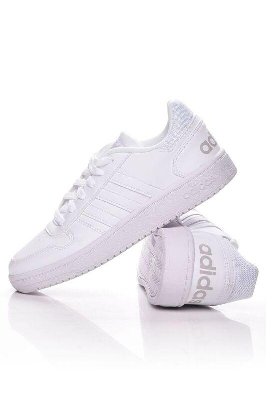 Adidas NEO Unisex Utcai cipő, fehér HOOPS 2.0, DB1085