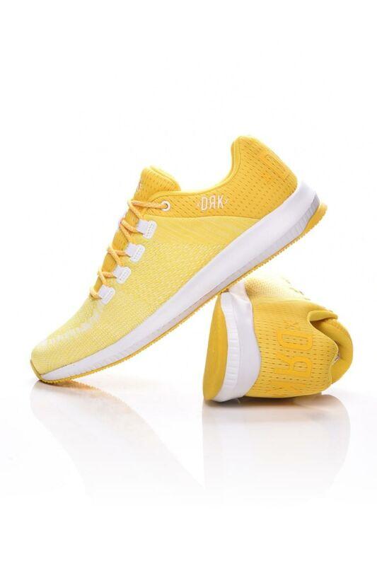 Dorko Unisex Utcai cipő, Sárga Jump 3, DS1904_____0700